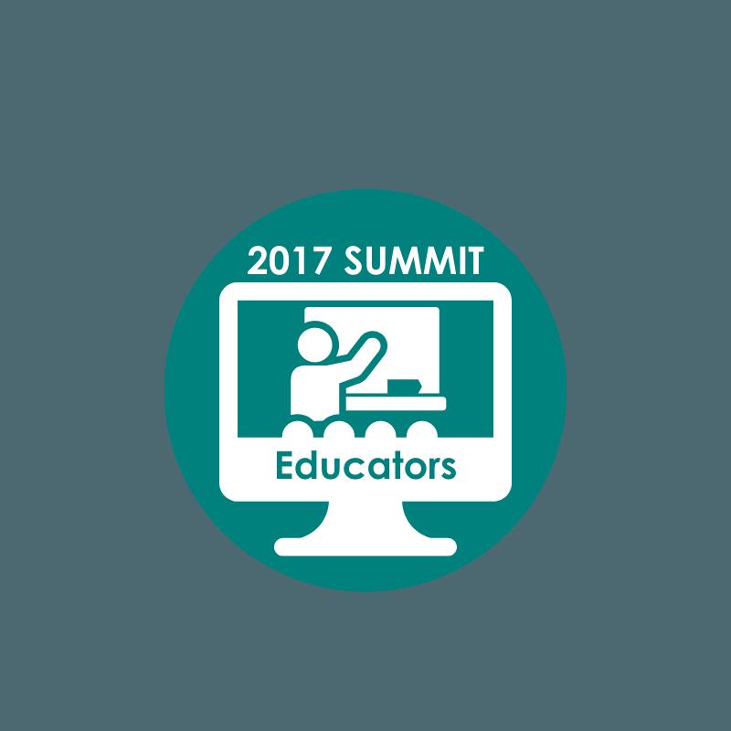 2017 Educators Summit