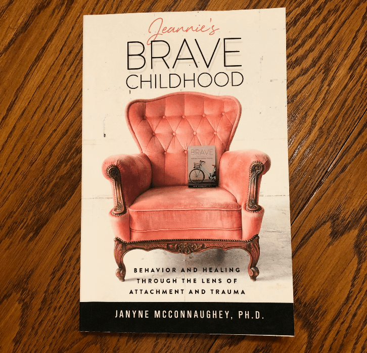 Jeannie's Brave Childhood – The Author's Story