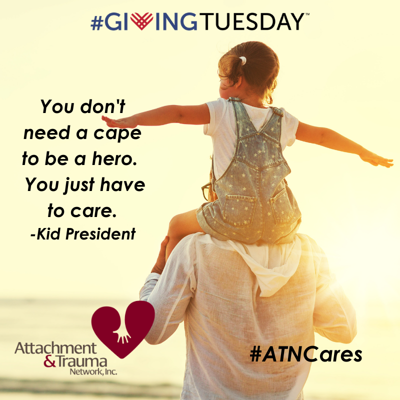 Join Us for #ATNCares on Giving Tuesday