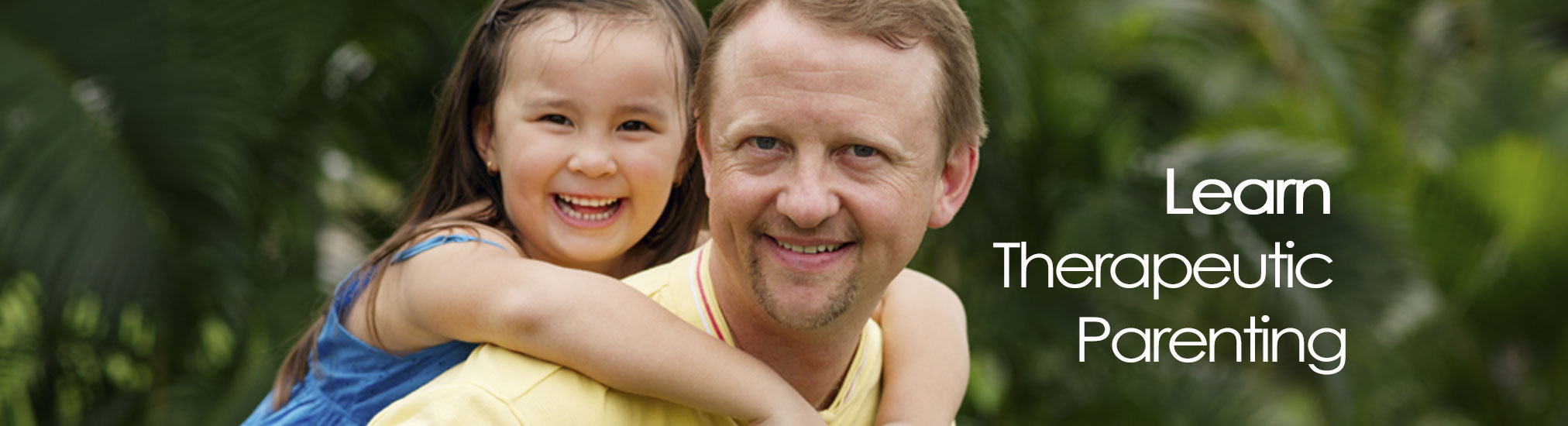 Learn Therapeutic Parenting