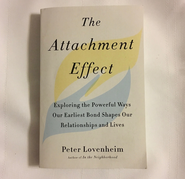 book cover of The Attachment Effect