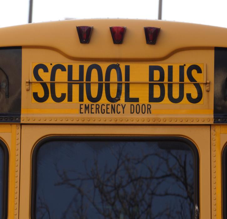 School Bus Emergency Door