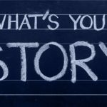 tell your story be brave