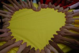 hand-heart photo