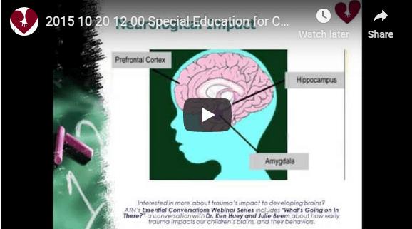 ATN Webinar Special Education Interventions Strategies